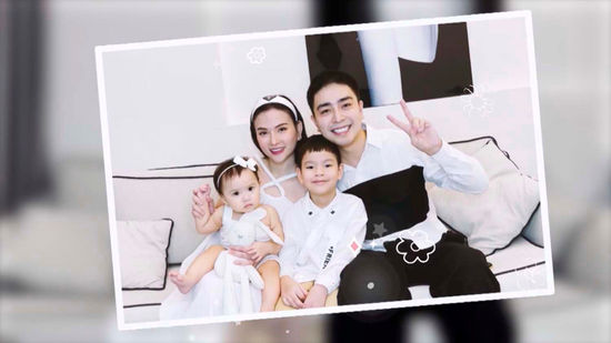 Thu Thuỷ khoe cuộc sống gia đình ngọt ngào trên sóng truyền hình