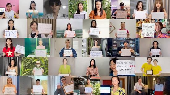 Thu Minh, Đông Nhi, Phan Mạnh Quỳnh… gửi thông điệp ý nghĩa giữa mùa dịch trong MV mới của Châu Đăng Khoa và Sofia