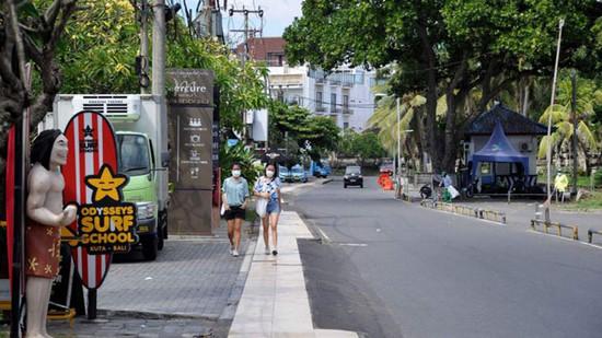 Dịch Covid-19 hạ nhiệt, Indonesia chuẩn bị mở cửa cho khách du lịch quốc tế tại đảo Bali