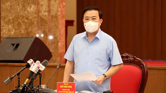 Từ 6h ngày 21/9, Hà Nội dừng phân vùng và bỏ quy định giấy đi đường trên toàn thành phố