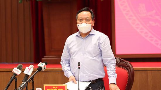 Phó Bí thư Thành ủy Nguyễn Văn Phong: Từ 6h ngày 21/9, Hà Nội nới lỏng thêm một số hoạt động sản xuất, kinh doanh gắn với phòng, chống dịch