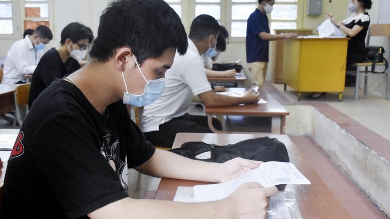 Nhiều trường đại học công bố điểm chuẩn xét tuyển học bạ