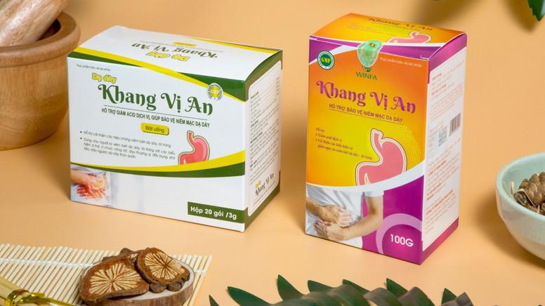 Khang Vị An - Xua tan nỗi ám ảnh của người đau dạ dày